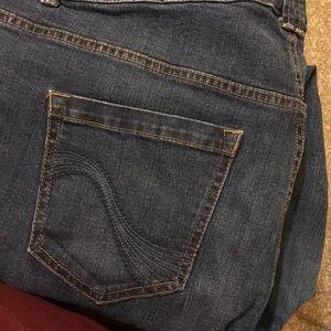 Lane Bryant Jeans - EUC Lane Bryant Genius Fit Straight Leg Jeans. 20P